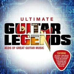 Ultimate... Guitar Legends CD 1