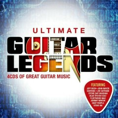 Ultimate... Guitar Legends CD 2