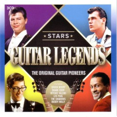 Guitar Legends - The Original Guitar Pioneers CD 3 (No. 1)