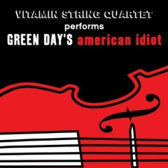 Vitamin String Quartet Performs Green Day's American Idiot - Vitamin String Quartet