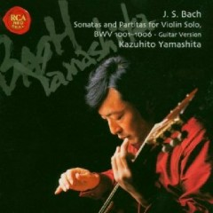 Bach - Sonatas & Partitas For Violin Solo CD 1
