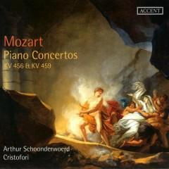Mozart - Piano Concertos 18 & 19 - Arthur Schoonderwoerd