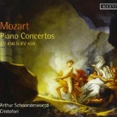 Piano Concertos - Nos.18, KV. 456 & No.19 KV. 459