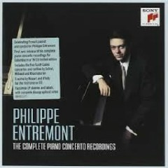 Philippe Entremont - The Complete Piano Concerto Recordings Disc 8