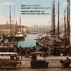 Grieg, Grainger & Nielsen - Cello Works