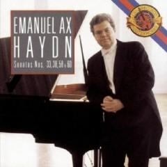 Haydn - Piano Sonatas 33, 38, 58 & 60 - Emanuel Ax
