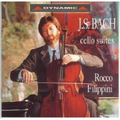 J. S. Bach - Cello Suites CD 1