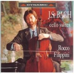 J. S. Bach - Cello Suites CD 2