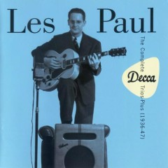 Les Paul - The Complete Decca Trios - Plus CD 1 (No. 2) - Les Paul