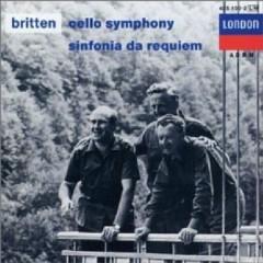 Britten - Cello Symphony Sinfonia Da Requiem - Benjamin Britten,London Symphony Orchestra