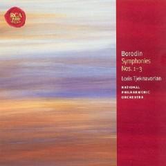 Borodin - Symphonies Nos. 1 - 3