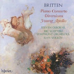 Britten - Piano Concerto, Diversions, Young Apollo (No. 1)