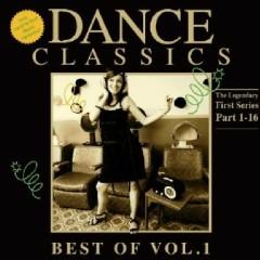Dance Classics - Best Of 1 CD 3