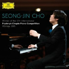 Winner Of The 17th International Fryderyk Chopin Piano Competition, Warsaw 2015  (No. 1)