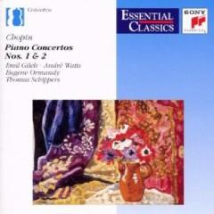 Chopin - Piano Concertos Nos. 1 - Emil Gilels,Andrew Watt,Eugene Ormandy