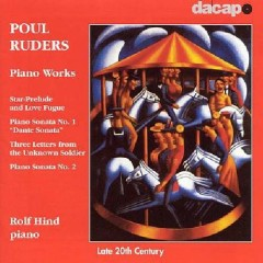 Poul Ruders - Piano Works