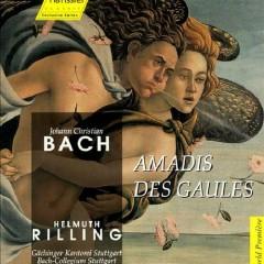 Bach - Amadis Des Gaules CD 1 (No. 2) - Helmuth Rilling,Bach-Collegium Stuttgart