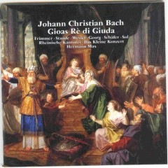 Bach - Gioas Re Di Giuda (No. 3) - Hermann Max,Various Artists