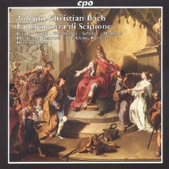 Bach - La Clemenza Di Scipione CD 1 (No. 1) - Hermann Max,Various Artists