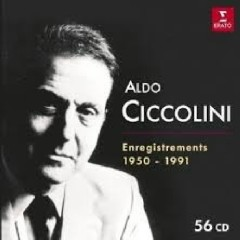 The Complete EMI Recordings 1950 - 1991 CD 55 (No. 1) - Aldo Ciccolini
