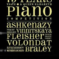 75 Years Ysaÿe & Queen Elisabeth Piano Competition CD 4