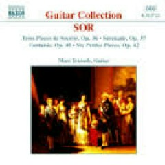 Sor - 3 Pieces De Societe, Op. 36 - 6 Petites Pieces, Op. 42