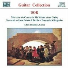 Sor - Morceau De Concert; Fantaisie Villageoise