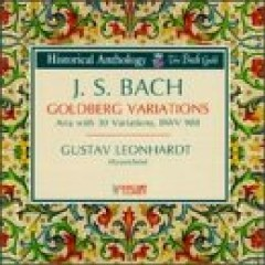 J. S. Bach - Goldberg Variations (No. 1)
