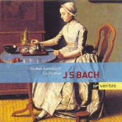 J. S. Bach -  Six Partitas CD 1 (No. 1)