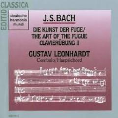 Bach - The Art Of The Fugue; Die Kunst Der Fuge CD 2