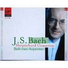 Bach - Harpsichord Concertos CD 1 - Bob van Asperen