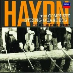 Haydn - The Complete String Quartets CD 18 - Aeolian String Quartet