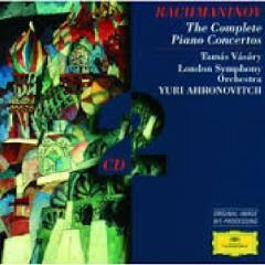 Rachmaninov - Complete Piano Concertos CD 2 - Tamás Vásáry,Yuri Ahronovitch,London Symphony Orchestra