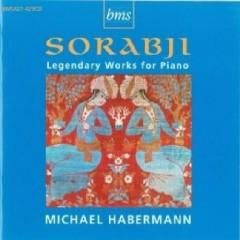 Sorabji - Legendary Works For Piano CD 1