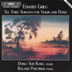 Grieg - The Three Sonatas For Violin And Piano