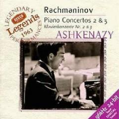 Rachmaninov - Piano Concertos Nos. 2 & 3 - Vladimir Ashkenazy