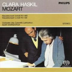 Mozart - Piano Concertos Nos. 20 & 24 - Clara Haskil, Igor Markevitch, Orchestre Des Concerts Lamoureux