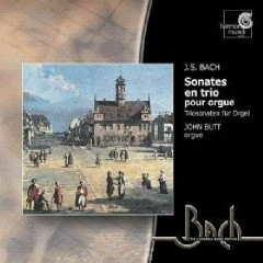 Bach - Trio Sonatas For Organ