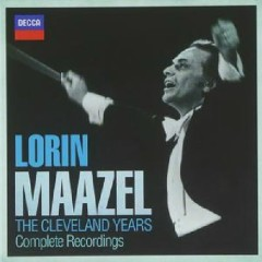 Lorin Maazel - The Cleveland Years Complete Recordings CD 8