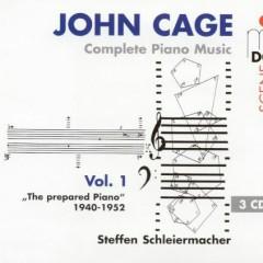 Cage - Complete Piano Music Vol. 1 CD 3 (No. 2)