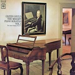 Mozart - Piano Sonatas Nos. 1 - 5