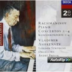 Rachmaninov - Piano Concertos Nos. 1 - 4 CD 2 - Andre Previn, London Symphony Orchestra