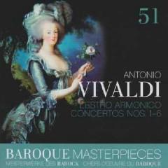 Baroque Masterpieces CD 51 -  Vivaldi  L'estro Armonico CD 1 (No. 1)
