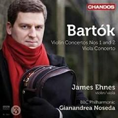 Bartok - Violin Concertos, Nos. 1 And 2; Viola Concerto