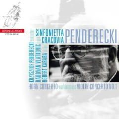 Penderecki - Horn Concerto; Violin Concerto No. 1 - Krzysztof Penderecki, Various Artists