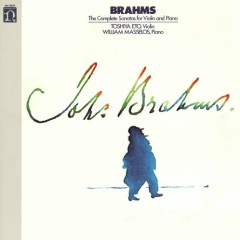 Brahms - The Complete Sonatas For Violin And Piano
