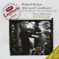 Strauss - Also Sprach Zarathustra; Salomes Tanz