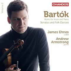 Bartok - Works For Violin Vol. 2 (No. 1)