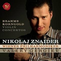 Brahms & Korngold - Violin Concertos