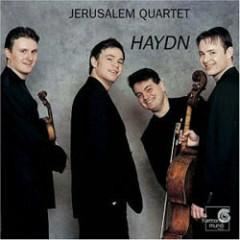Haydn - String Quartets Op 64,5, 76,2, 77,1 - Jerusalem Quartet